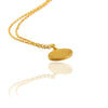 Single Ellipse Necklace - Jana Reinhardt Ltd - 6