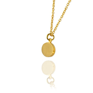 Single Ellipse Necklace - Jana Reinhardt Ltd - 3