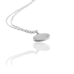 Single Ellipse Necklace - Jana Reinhardt Ltd - 7