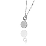 Single Ellipse Necklace - Jana Reinhardt Ltd - 4