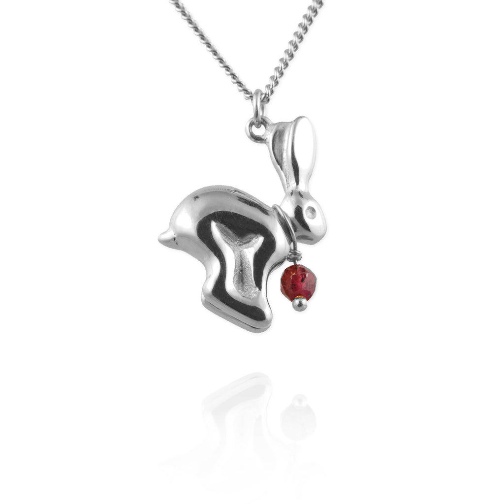 Hare Pendant Necklace - Jana Reinhardt Ltd - 1
