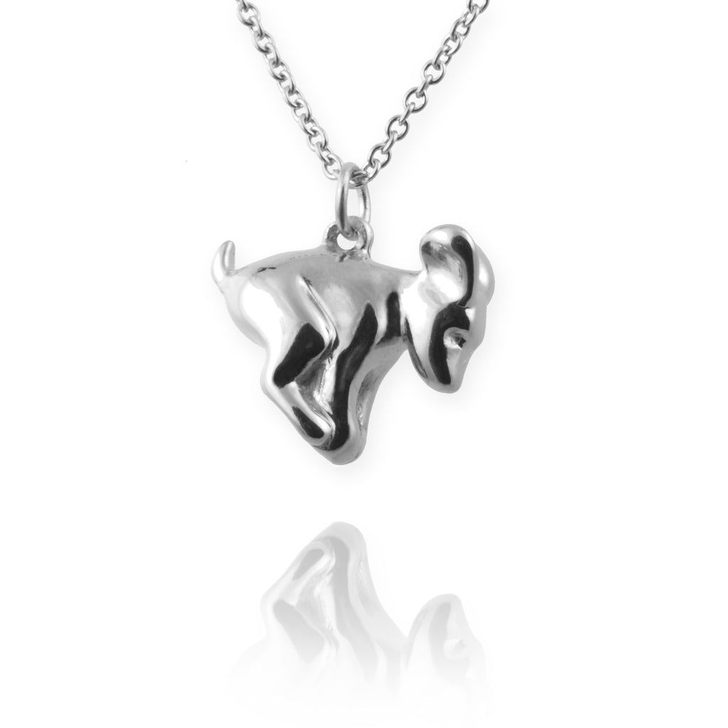 Dog Necklace (flying) - Jana Reinhardt Ltd - 3