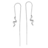 Snake Chain Earrings - Jana Reinhardt Ltd - 2