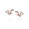 Snake Ear Stud Clamp - Jana Reinhardt Ltd - 4