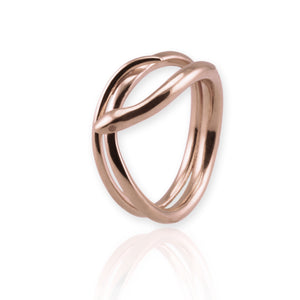 Coiled Snake Ring - Jana Reinhardt Ltd - 3