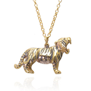 Limited Edition Tiger Necklace