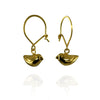 Tiny Sparrow Hook Earrings - Jana Reinhardt Ltd - 3