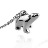 Tiny Polar Bear Necklace - Jana Reinhardt Ltd - 6