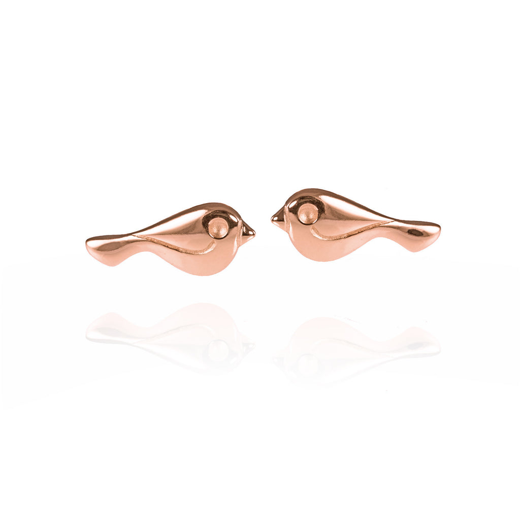 Bird Ear Studs - Jana Reinhardt Ltd - 3