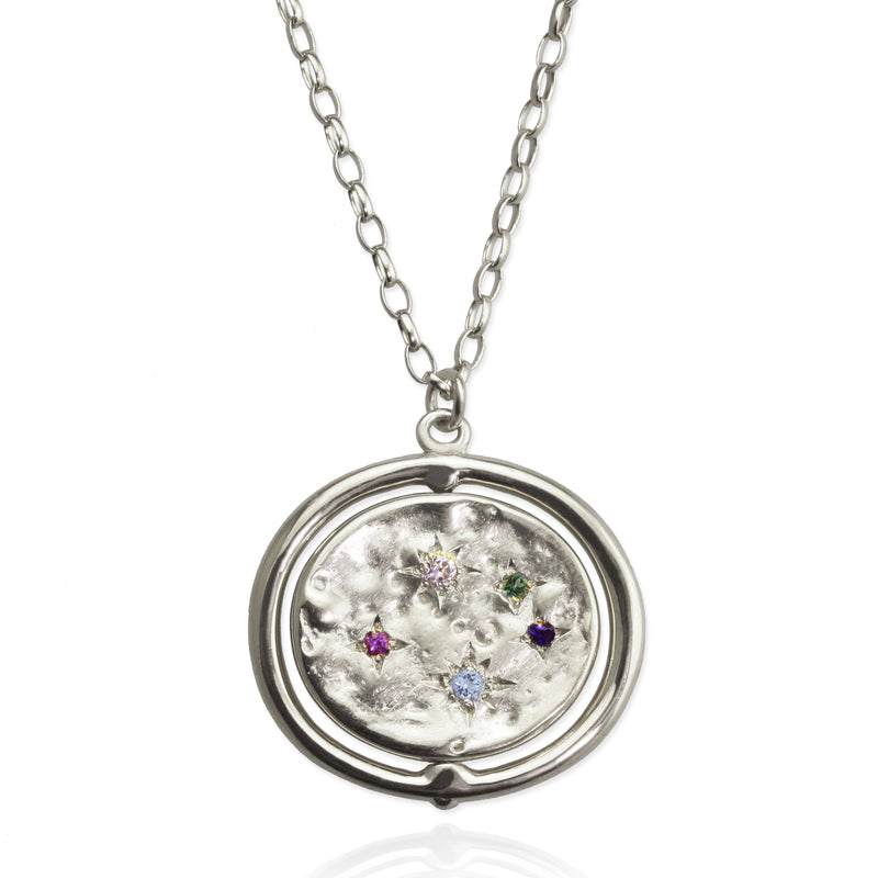My Universe Pendant with Birthstones