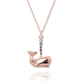 Whale Pendant Necklace - Jana Reinhardt Ltd - 7