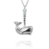 Whale Pendant Necklace - Jana Reinhardt Ltd - 1