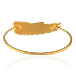 Wing Bangle - Jana Reinhardt Ltd - 4