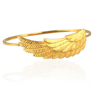Wing Bangle - Jana Reinhardt Ltd - 2