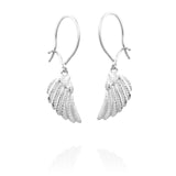 Wing Hook Earrings - Jana Reinhardt Ltd - 1