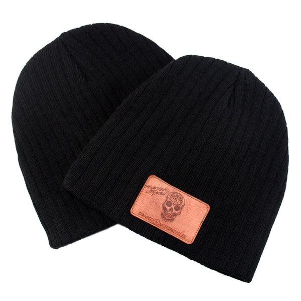 PATCHED RIDING BEANIE - POCO LOCO