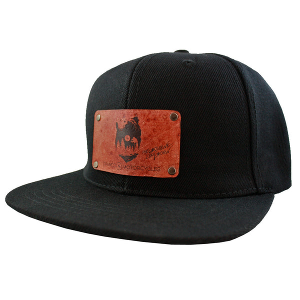 PATCHED RIDING CAP - YOSEMITE
