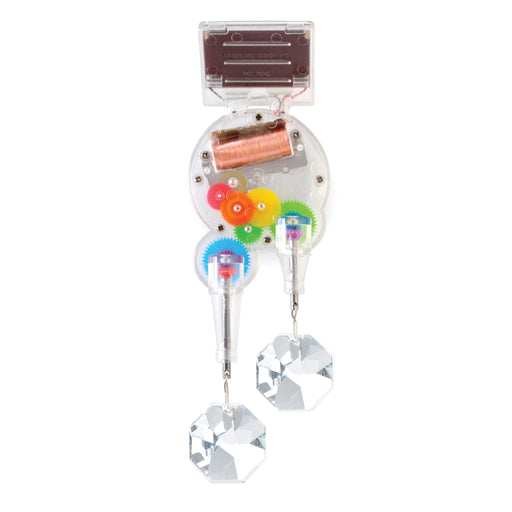 Solar Powered RainbowMaker - Made with double Swarovski crystals