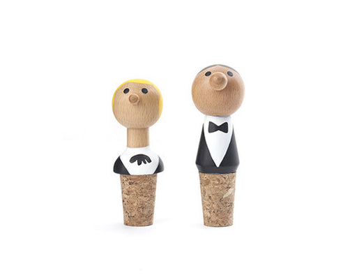 Wine Stopper + Waiter