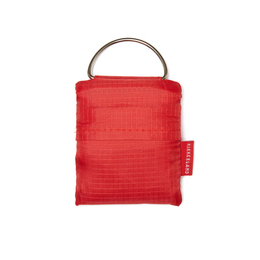 Key Ring Shopping Bag Red