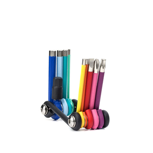Rainbow Multi Tool Set