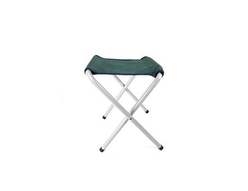 Green Retro Folding Stool