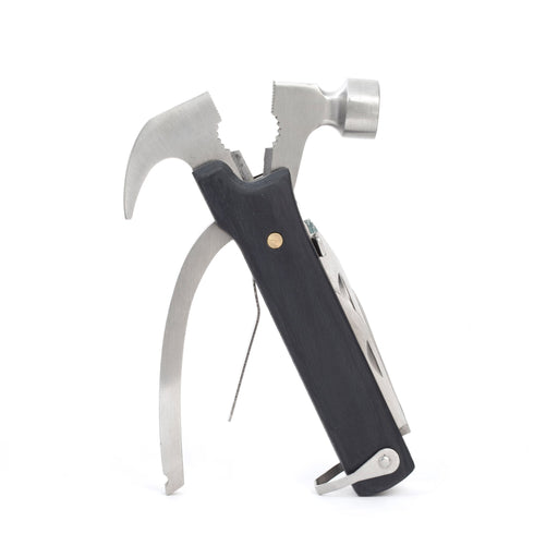 Black Wood Multi Hammer Tool