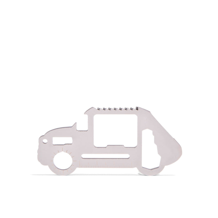 Car Shaped Survival Tool