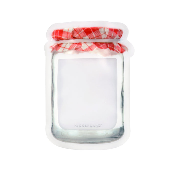 Jam Jar Zip Bag - Medium