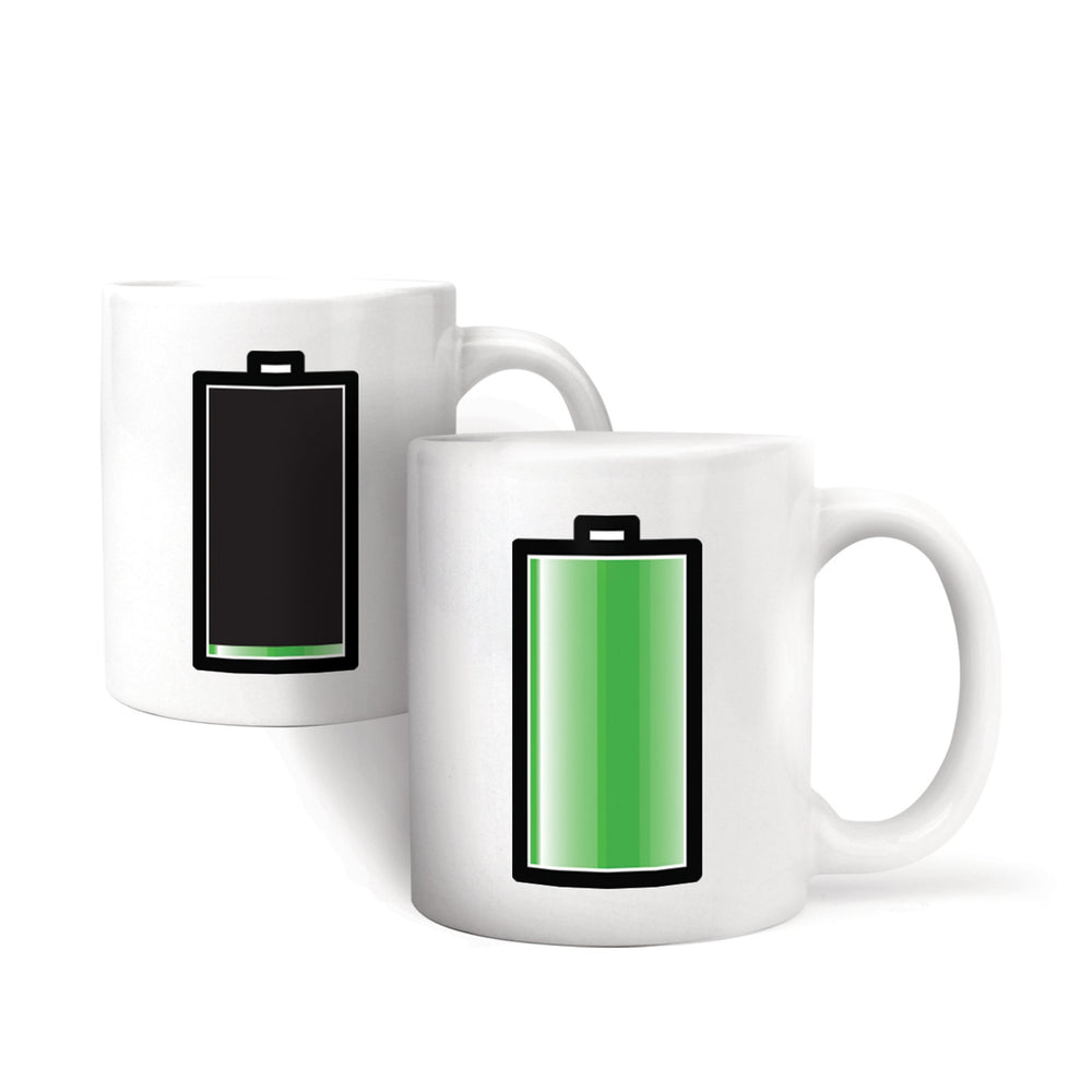 Morph Coffee Mug Battery