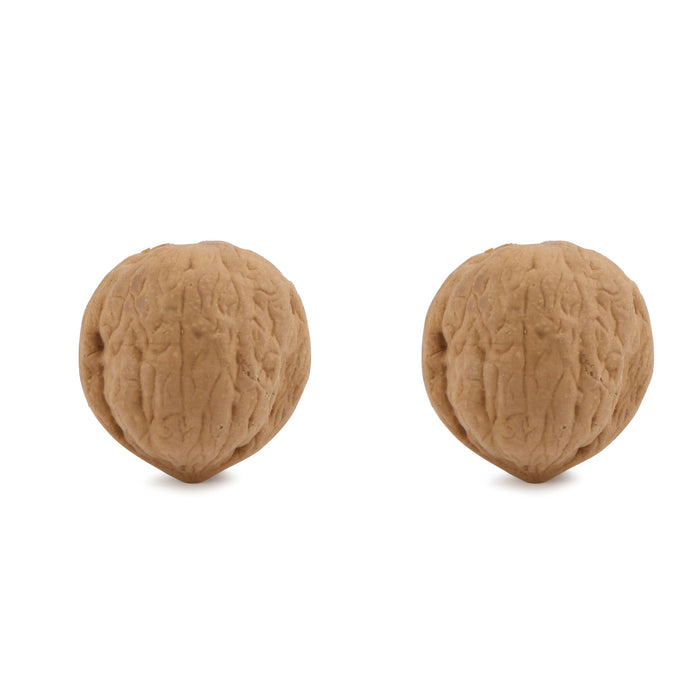 Erasers Walnuts Set of 2