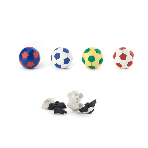 Eraser Football Puzzle Set