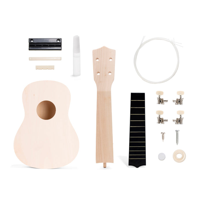 Make Your Own Ukulele - Do It Yourself Kit
