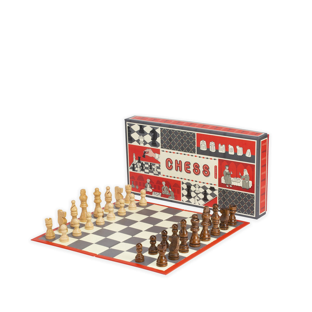 Chess - Two-Player Abstract Strategy Game