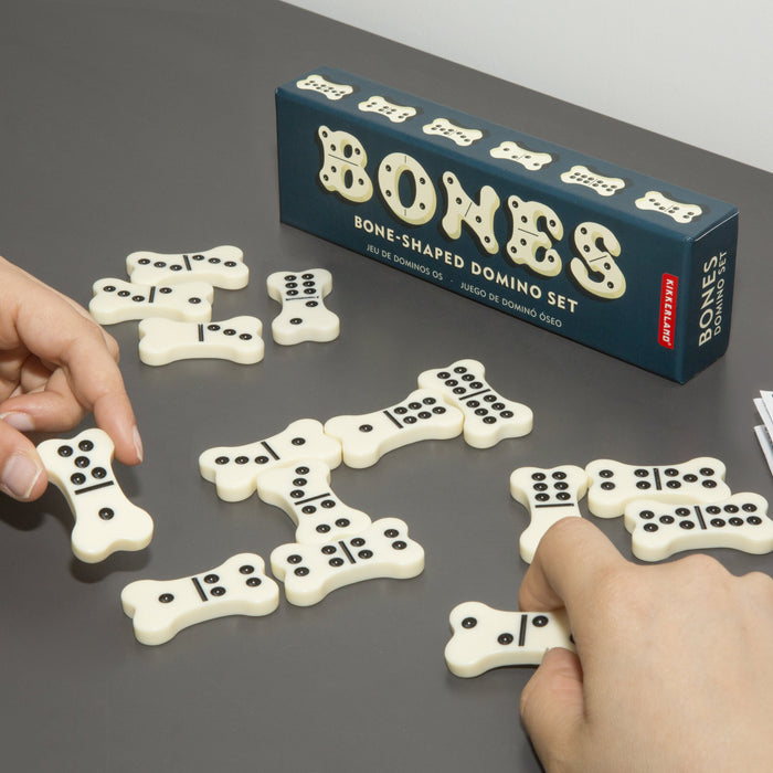 Dominos - Kids Game - Dog Bone - 28 Pieces