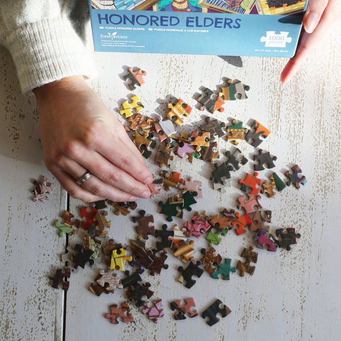 Honored Elders Puzzle