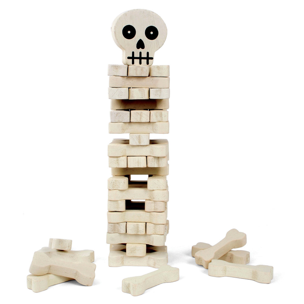 Stack The Bones Game - Family Game - Adults And Kids