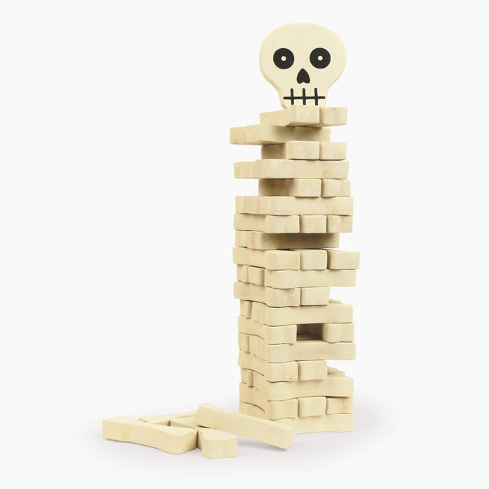 Stack The Bones Game