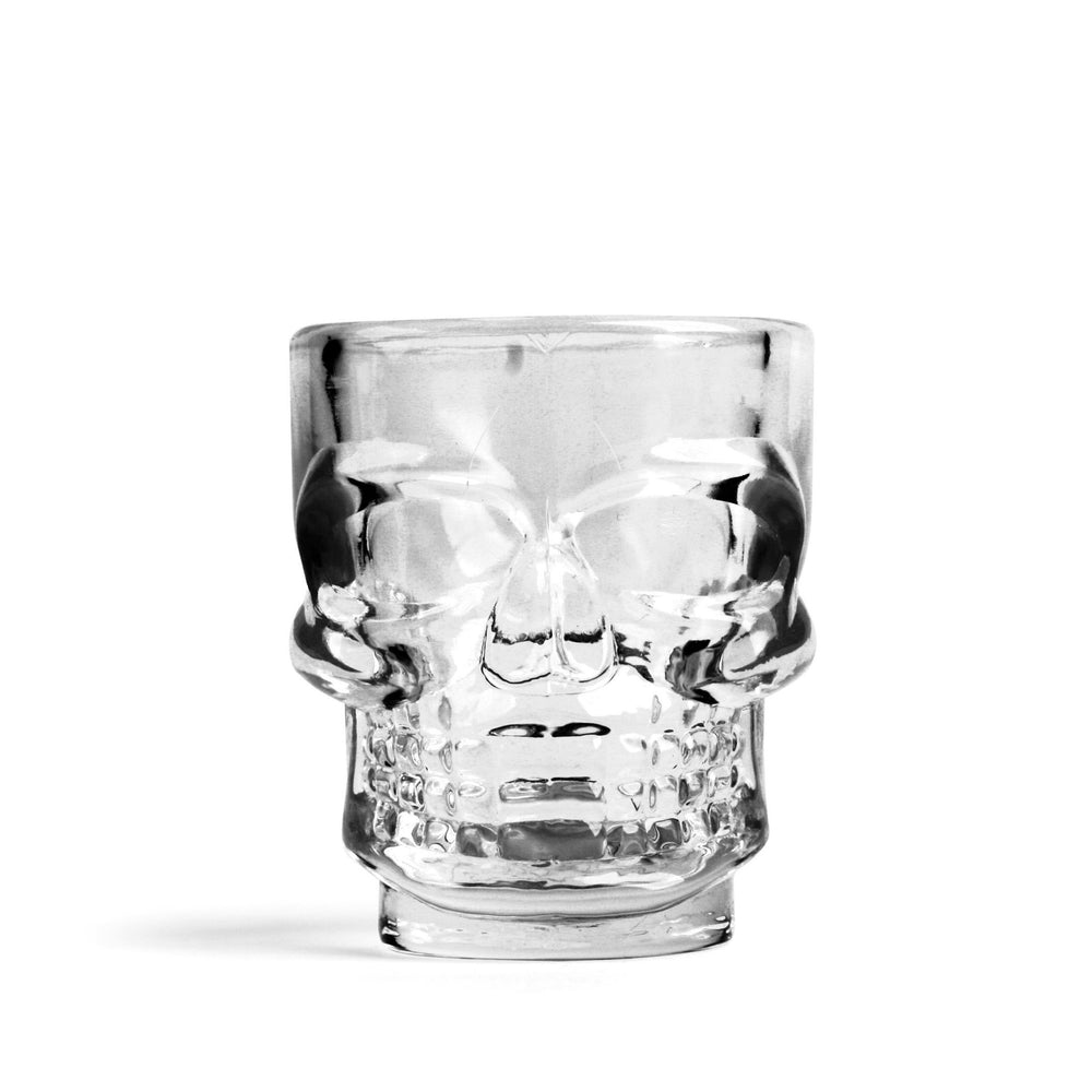 Shot Glass + Skull