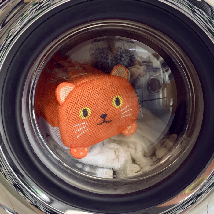 Handy Cat Laundry Bag