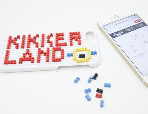 Nano Block iPhone 6 / 7 Case