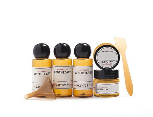 Overnight Stay Apothecary Travel Set