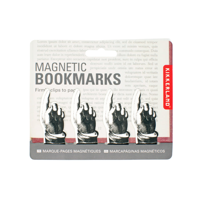 Magnetic Pointing Bookmark