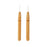 His & Her Bamboo Interdental Brush