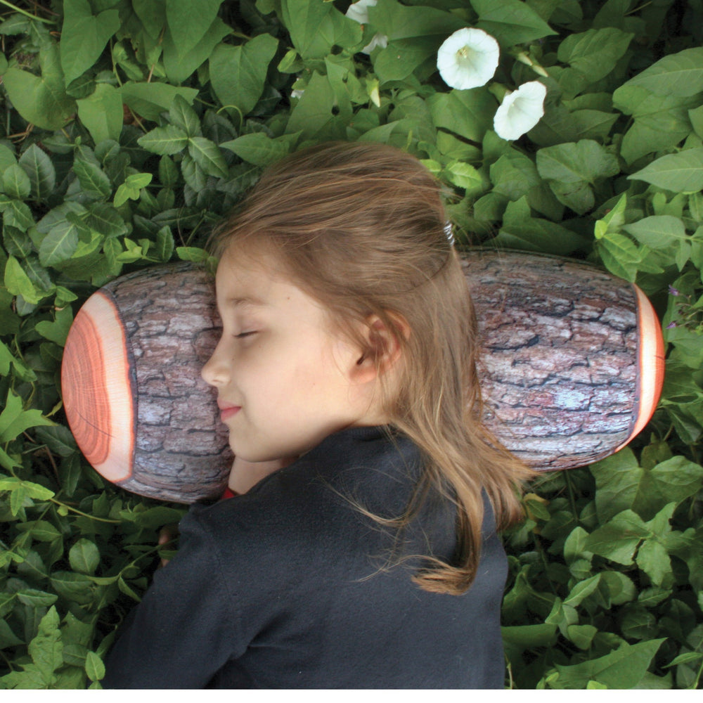 Log Head Rest