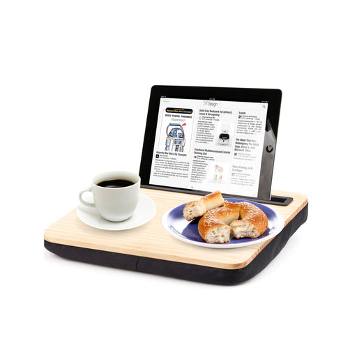 iBed Lap Desk Wood - Tablet