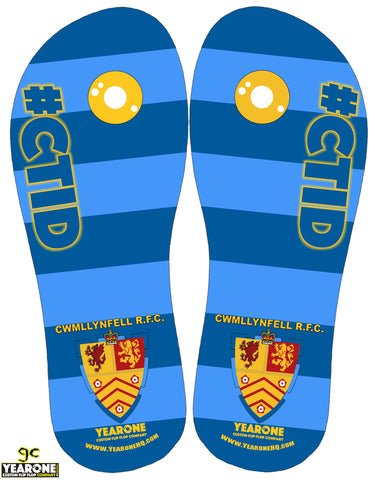 Norton Cricket Club Flip-Flop