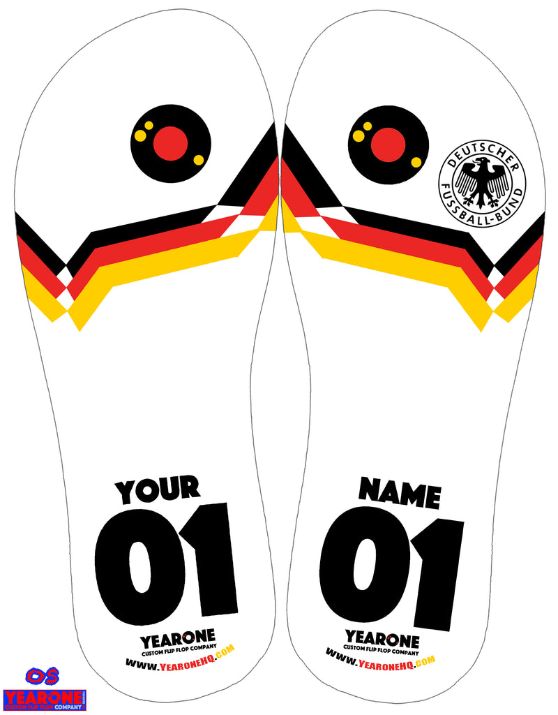 Germany 90 Flip-Flop