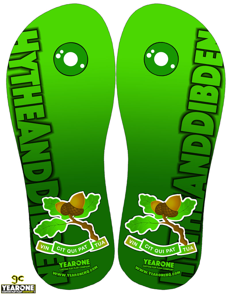 Hythe and Dibden Cricket Club Flip-Flop