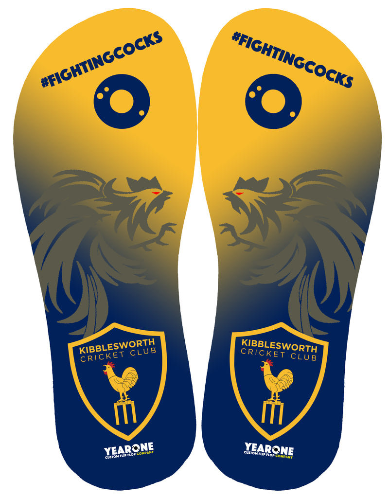 Kibblesworth Cricket Club Flip-Flop